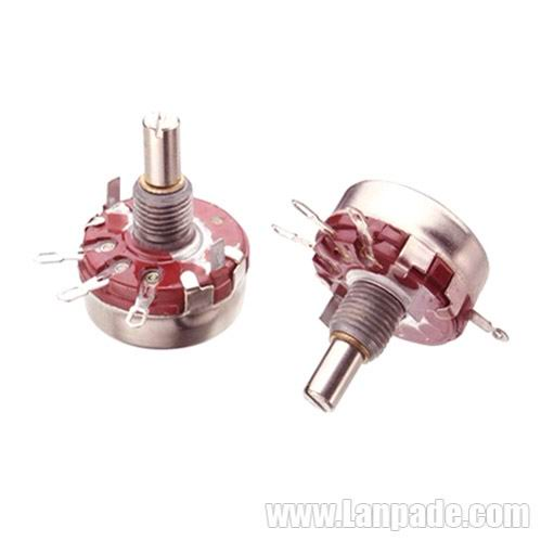 10K Ohm WTH118 2W 1A Potenciometro Rotary Pot Kit 4 PIN 50PCS Lot