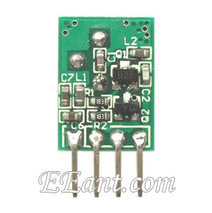 RF Transmitter Module 433Mhz 433.92Mhz 434Mhz ASK OOK 10pcs lot ET-TX-1 Componente Trasmettitore Modulo Moduli