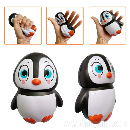 Squishy Gift Penguin Child Perfume Squeeze Squishies Girl Kawaii Toy Animals Female Simulation Decor Slow Rising Free Shipping